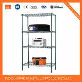 Estantería del almacenaje de la exposición de la visualización del alambre de metal para el estante de Austria