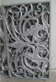 Fusion d'alluminio della sabbia per il corrimano della scala