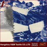 Tela fuerte impresa del poliester del estiramiento de la manera de la tela de estiramiento 100d 4