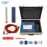 Pqwt-Tc500 Operación fácil portable para encontrar el localizador de agua subterráneo