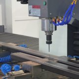 Centre d'usinage de fraisage de matériel de construction de commande numérique par ordinateur (PYA-CNC2500)