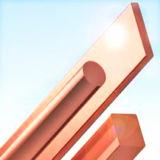 Rod di rame, barra di rame, in tutti i generi di figura, C10100, C11000, C12200