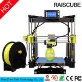 상승 최신 판매 210*210*225mm 급속한 시제품 Fdm DIY 3D 인쇄