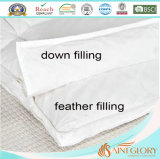 Duck Down & Feather Double Removable Mattress Topper