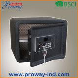 APP exploité l'écran LCD numériques Smart coffre