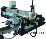 Machine à granuler et recycler du film en plastique de l'extrudeuse à deux étages