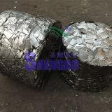 A velocidade horizontal Sucata Briquetagem a máquina para reciclagem