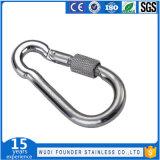 Ss304かSs316ステンレス鋼のスナップのホック
