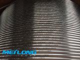 Aislante de tubo capilar de la cadena del martillo a dos caras estupendo del acero inoxidable de la aleación 2507