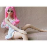 Nuevo negro de calidad superior de silicona muñecas del sexo 65cm japonesa realista Love Doll