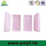 Tube de empaquetage isolé élastique antistatique résistant aux chocs fait sur commande d'essai de fournitures médicales moulé par plastique de mousse de PPE