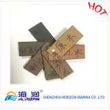 Высокий Decking WPC Quility деревянный пластичный составной