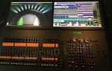 De grote Ma Lichte Vleugel van het Bevel van de Console en Vleugel Fader met het Controlemechanisme van de 2 Schermen DMX