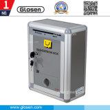 Preiswertester kleiner verschließbarer Metallvorschlags-Kasten M01