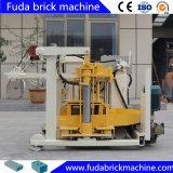 Kleine hydraulische Betonstein-Maschinen-mobile Ziegeleimaschine