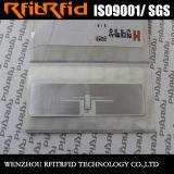 Tag anticontrafacção sem contato da proteção RFID da escala longa da freqüência ultraelevada para o livro da biblioteca