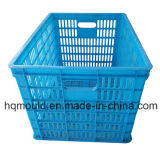 HDPE подгонял прессформу пластичной клети для хранения с аттестацией ISO