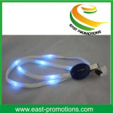 LED ID 카드를 위한 발광 목 방아끈