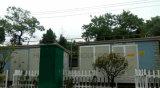 Prefabriceert het Werkende Beklede Metaal van de Plaats van Cnhk Hulpkantoor