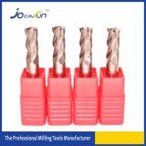 Joeryfun HRC 55 4 flautas de carboneto de sólidos de diagnóstico