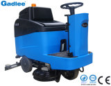 Gadlee Industriel et Commercial Eco Low-Noise Automatique Ce Ride-on Cleaning Machine Scrubber Dryer