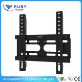 Flacher Fernsehapparat-Wand-Montierungs-Halter für den meisten LCD