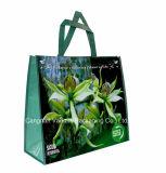 Переработанных PP тканый мешок, тканый мешок, сувениры, женская сумка