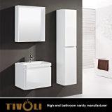 Governi taglienti all'ingrosso di vanità della stanza da bagno con illuminazione Tivo-0017vh
