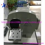 Ajustador modelo dental do equipamento de laboratório com disco do diamante