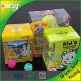 아이의 안전한 마시는 컵을%s 인쇄 Squar 주문 애완 동물 플라스틱 상자