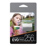 Van het Micro- 95mbs Evo van Wholesales 256GB de Uitgezochte Kaart Geheugen van Sdxc voor Samsung