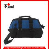 Голубой малый мешок инструмента водопроводчика
