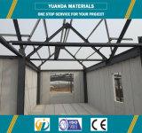 Edificio de marco Formar-Acanalado del tubo del cuadrado del rectángulo de la columna