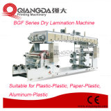 Máquina seca de la laminación del papel de la serie de Bgf