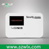 4ワイヤー6無線電信のゾーンのGSMの機密保護の警報システム