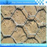 Controllo della rete metallica di Gabion e guida di acqua o dell'inondazione