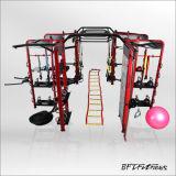 La ginnastica professionale della multi stazione ed addestramento di Crossfit della macchina del randello il forte/della strumentazione forma fisica del corpo si distende la strumentazione Bft-3601 di forma fisica