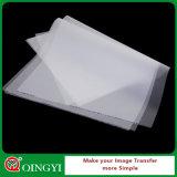 Pellicola rivestita di silicone della versione dell'animale domestico di alta qualità di Qing Yi per lo schermo