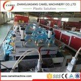 O painel de parede de WPC faz à máquina L fatura da maquinaria