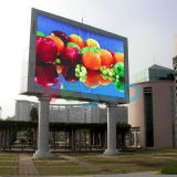 Im Freienbekanntmachen P5 farbenreiche IP65 LED-Bildschirmanzeige