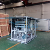 Macchina del purificatore di olio del trasformatore di vuoto utilizzata nella sottostazione del trasformatore