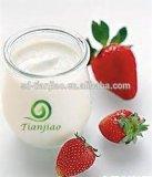 Pulverizar o pó de iogurte seco da fábrica