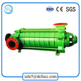 Hohe Strömungsgeschwindigkeit-mehrstufige zentrifugale Wasser-Hochdruckpumpe