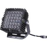 9 pulgadas 360W cuadrado de conducción de luz LED de utilidad 4WD 4X4 Mining Marine Car Exc