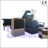 Máquina do carvão amassado da escumalha do metal (horizontal)