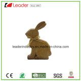 Estátua pintada mão da galinha de Polyresin para ornamento da decoração e do jardim de Easter