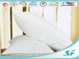 Het Gevulde Hoofdkussen van de Polyester van het Hoofdkussen van de Hals van de slaap Microfiber
