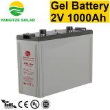 Système de sauvegarde profond de batterie solaire du cycle 2V 1000ah