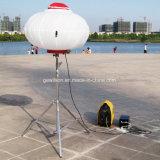 Nuevo modelo a prueba de explosiones torre de iluminación portátil para la iluminación móvil