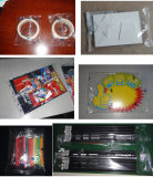 Auto descanso plástico de papel do copo HS-500 que conta a maquinaria de empacotamento